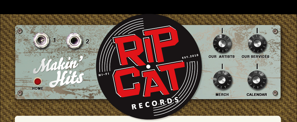 Rip Cat Records | Southern California Blues